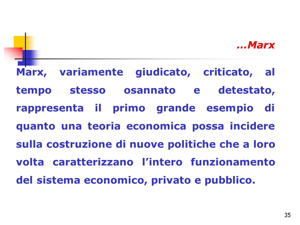 …Marx