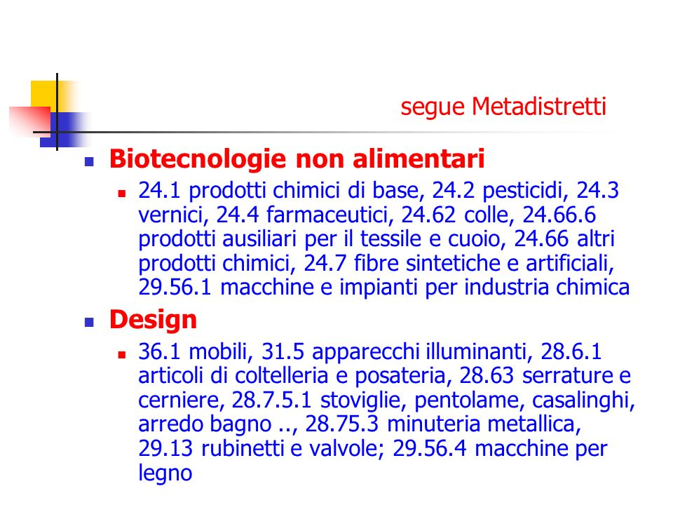 Biotecnologie non alimentari