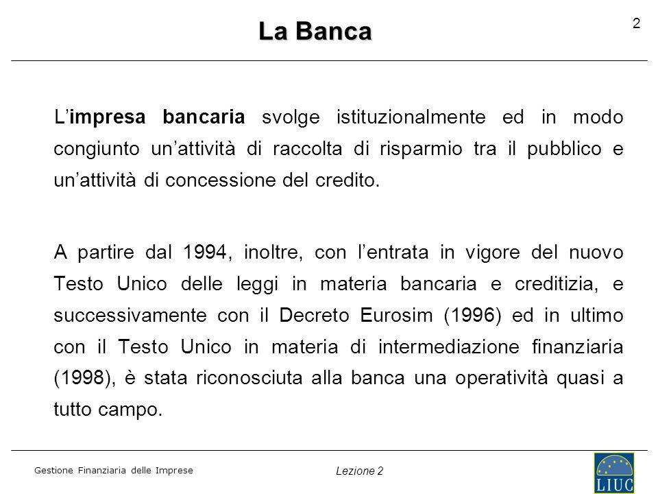 La Banca 2.