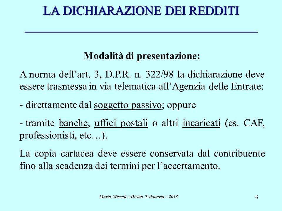 Denuncia redditi scadenza for Scadenza redditi 2017