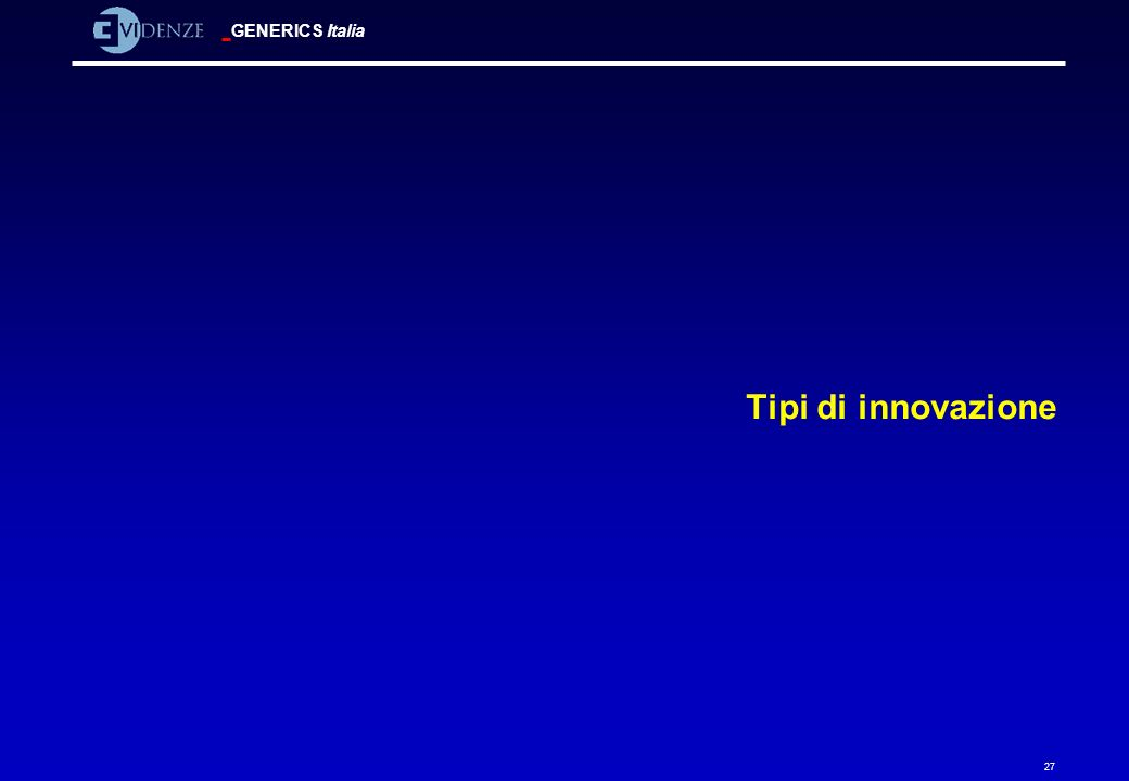 Tipi di innovazione