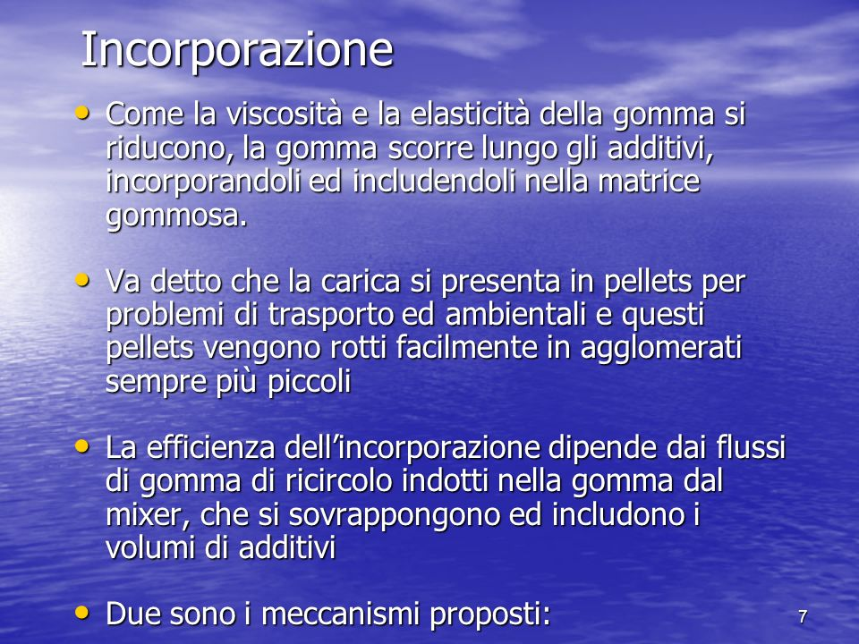 Incorporazione