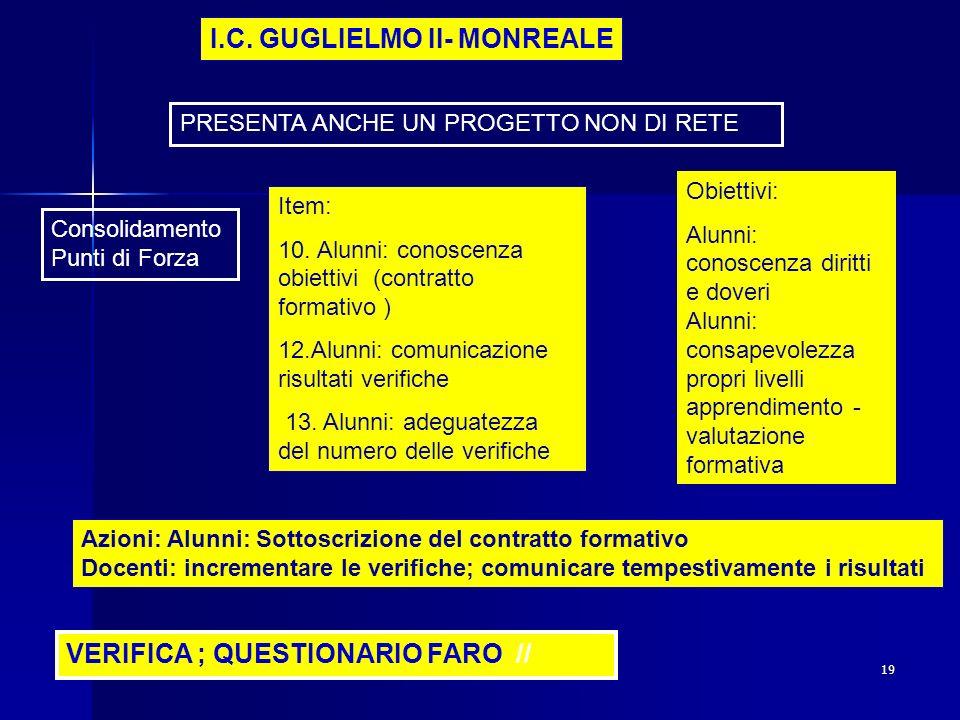 I.C. GUGLIELMO II- MONREALE
