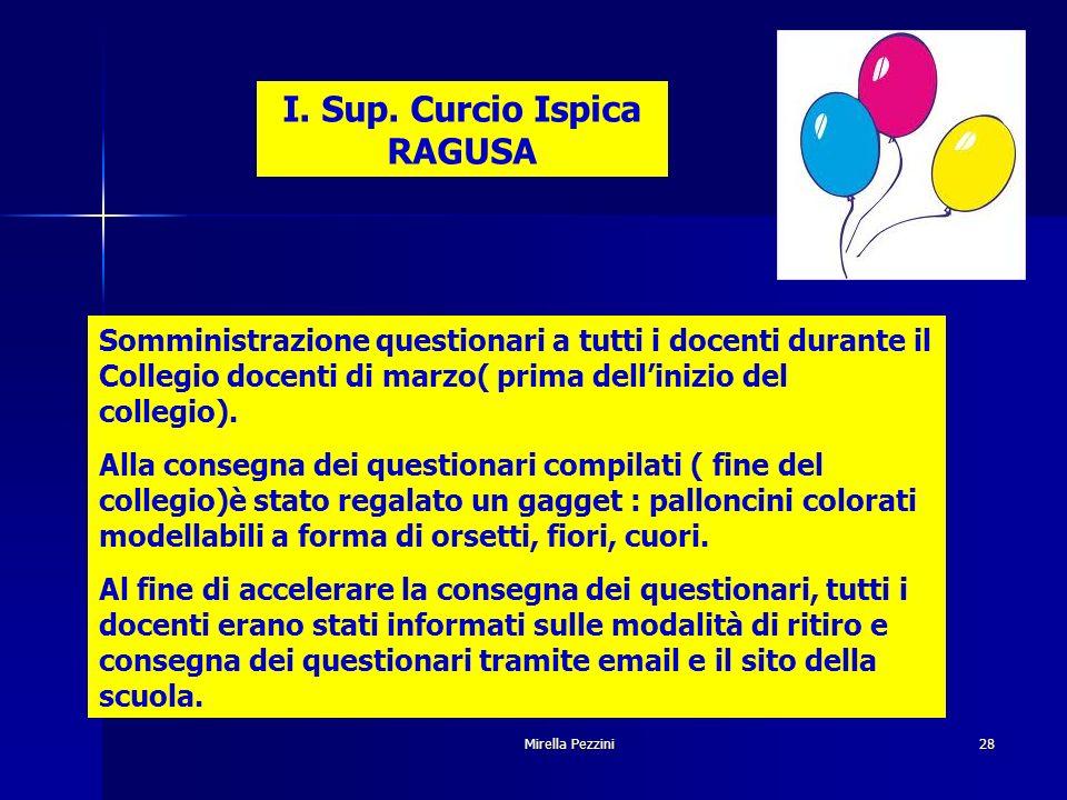 I. Sup. Curcio Ispica RAGUSA