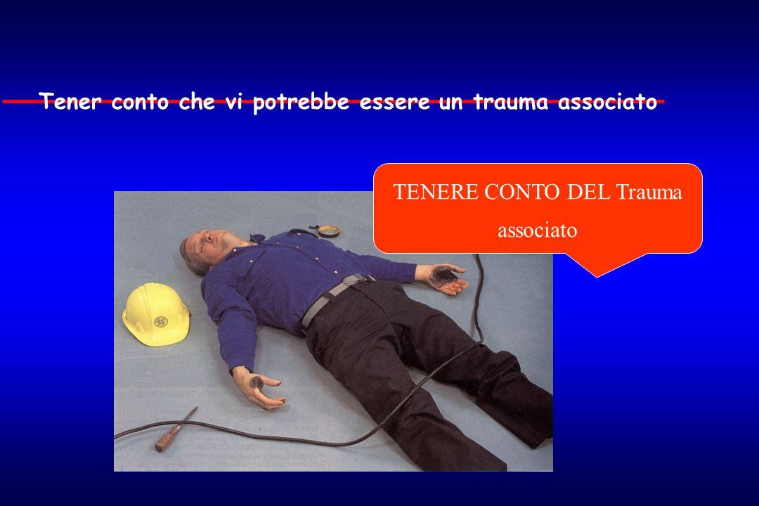 TENERE CONTO DEL Trauma associato
