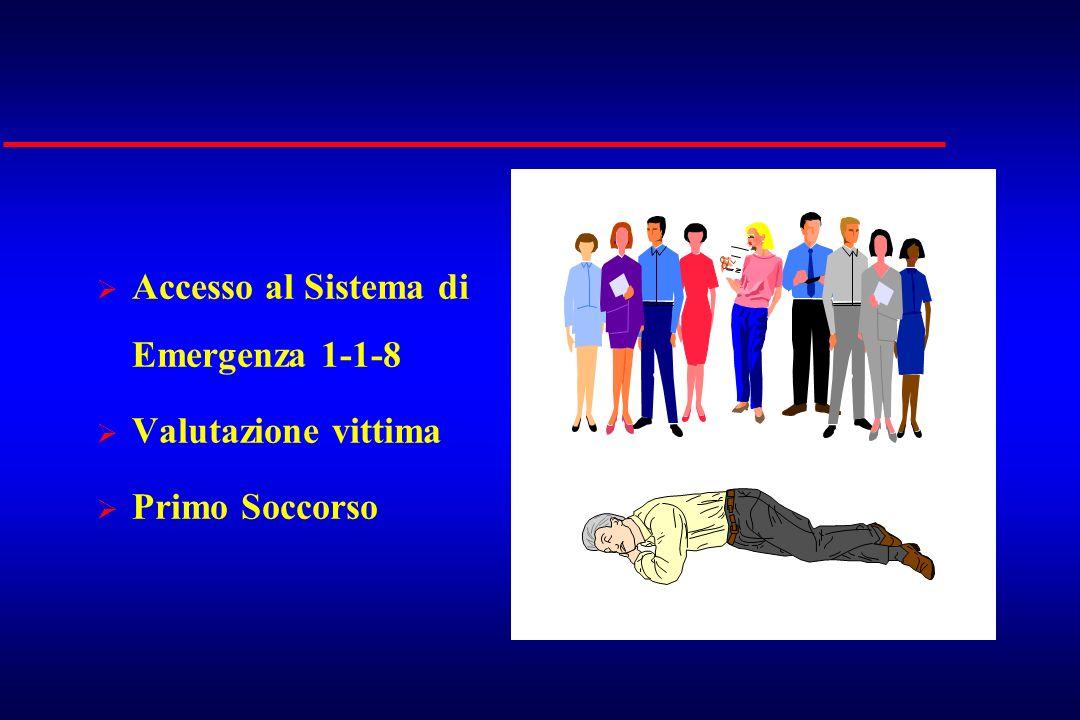 Accesso al Sistema di Emergenza 1-1-8