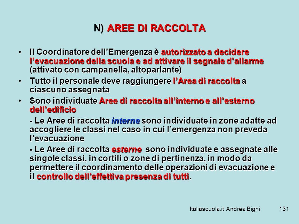 Italiascuola.it Andrea Bighi