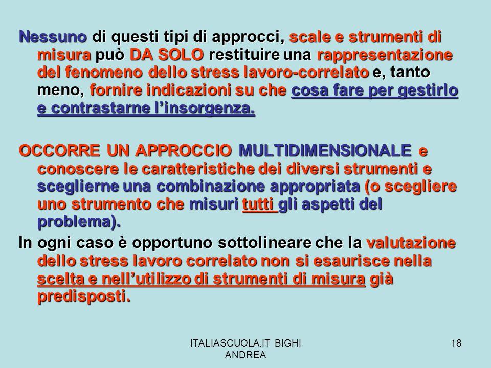 ITALIASCUOLA.IT BIGHI ANDREA