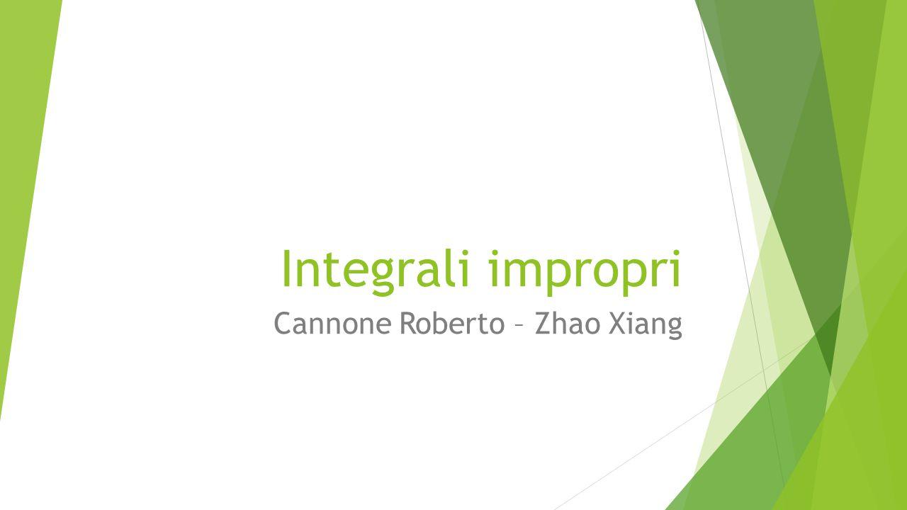 Cannone Roberto – Zhao Xiang