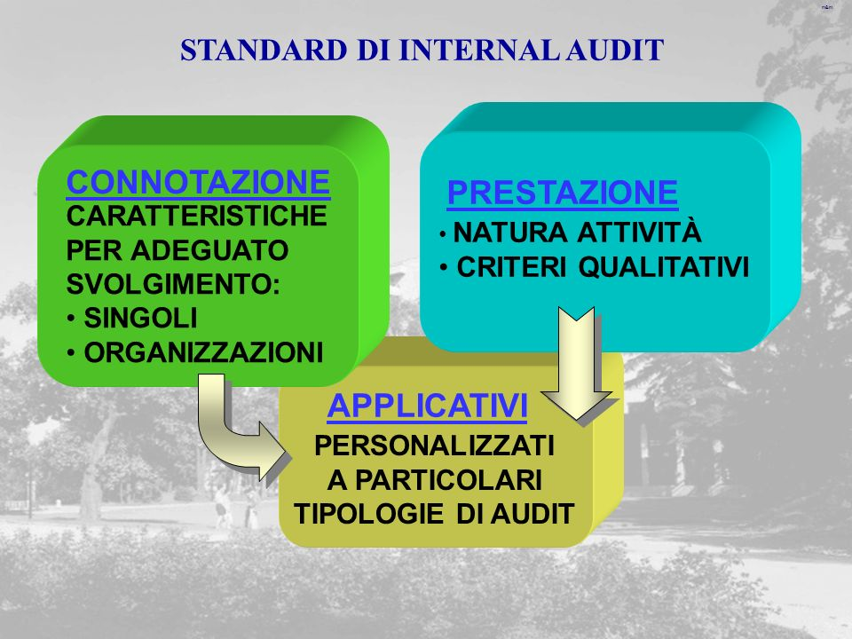 STANDARD DI INTERNAL AUDIT