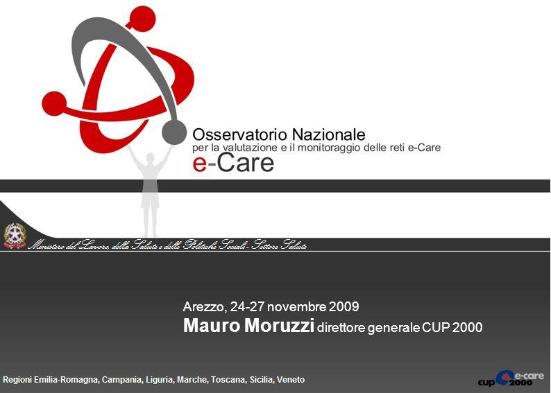 Mauro Moruzzi direttore generale CUP 2000