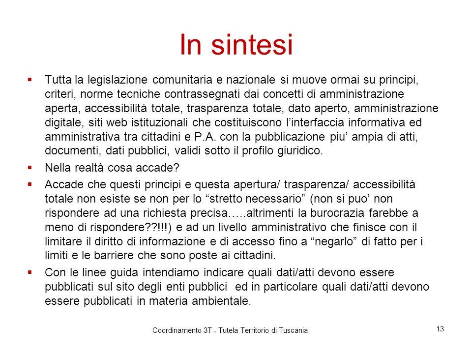 Coordinamento 3T - Tutela Territorio di Tuscania