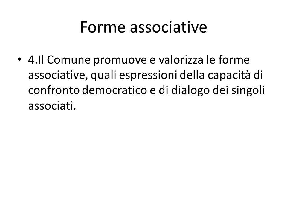 Forme associative
