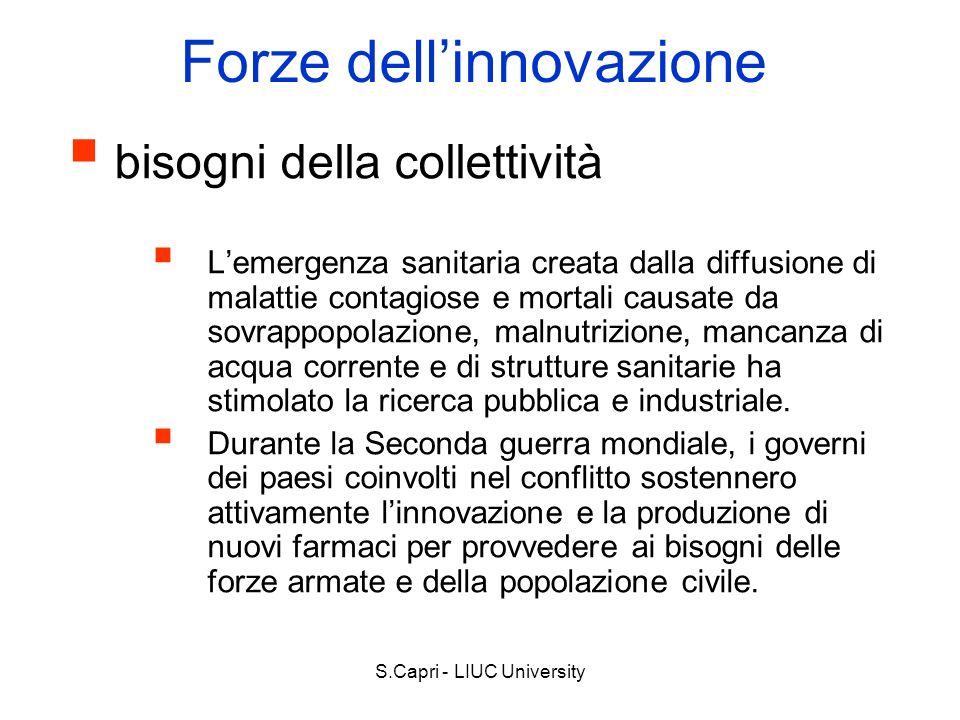 Forze dell'innovazione