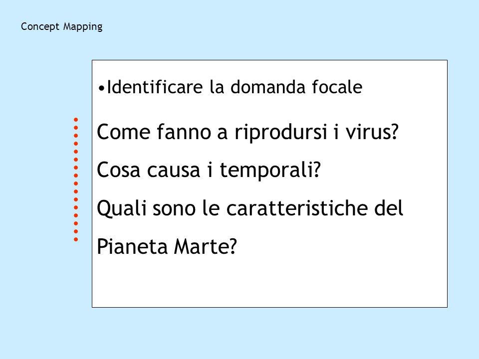 Come fanno a riprodursi i virus Cosa causa i temporali