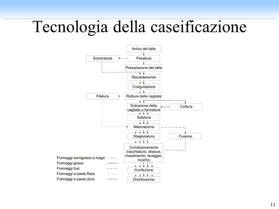Tecnologia della caseificazione (1)