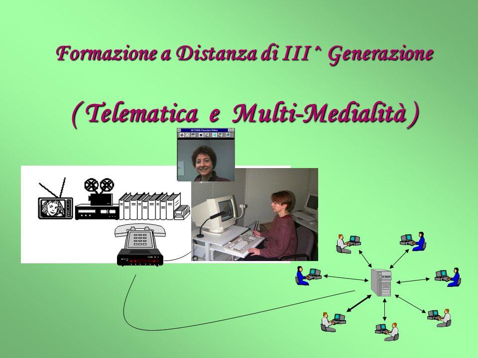 ( Telematica e Multi-Medialità )