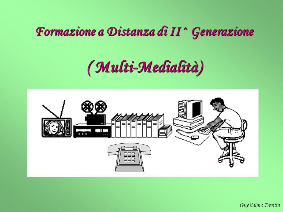 Formazione a Distanza di II^ Generazione