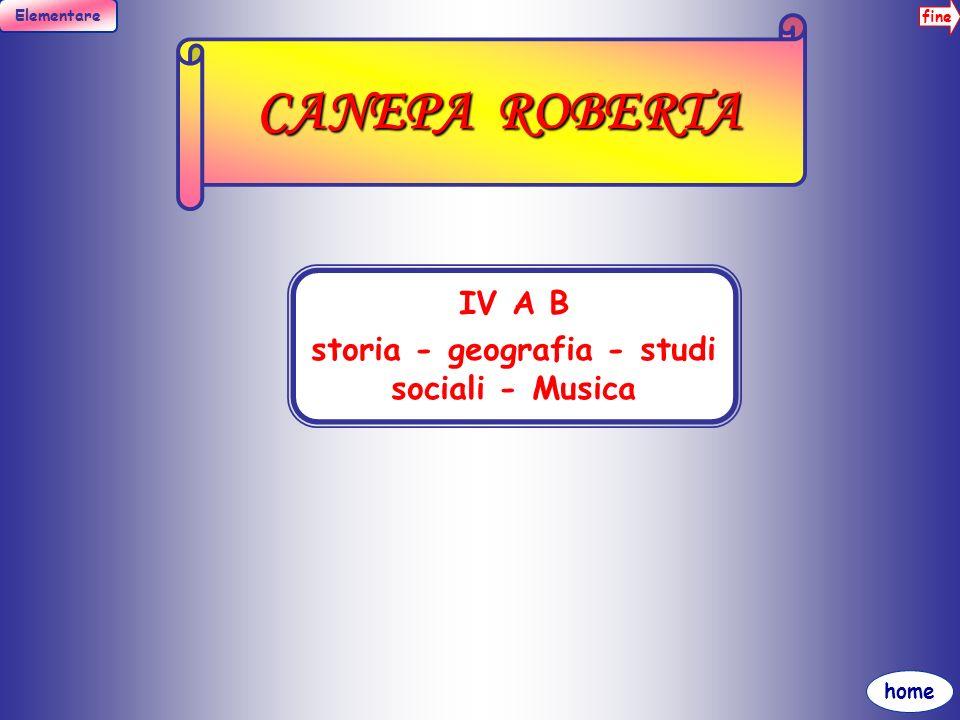 storia - geografia - studi sociali - Musica