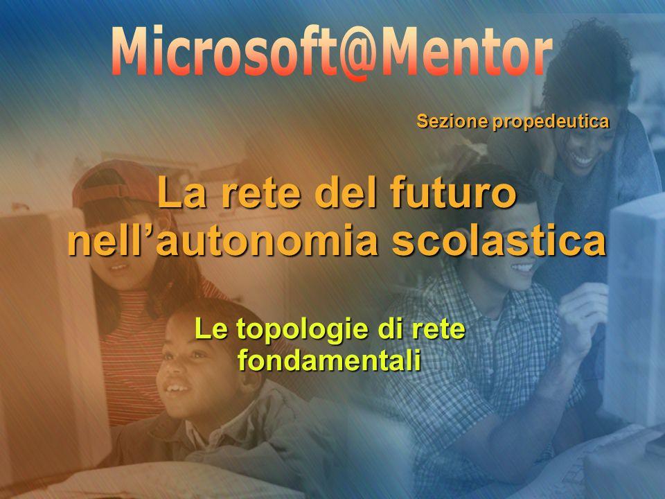 La rete del futuro nell'autonomia scolastica
