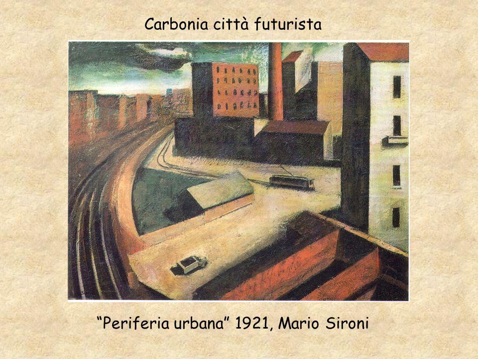 Carbonia città futurista