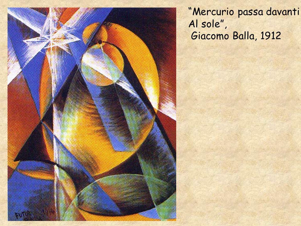 Mercurio passa davanti
