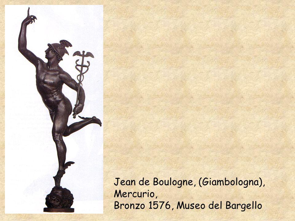 Jean de Boulogne, (Giambologna),