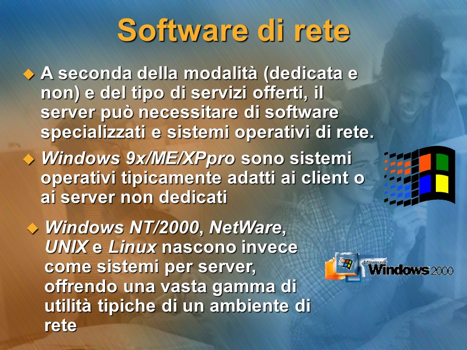 Software di rete