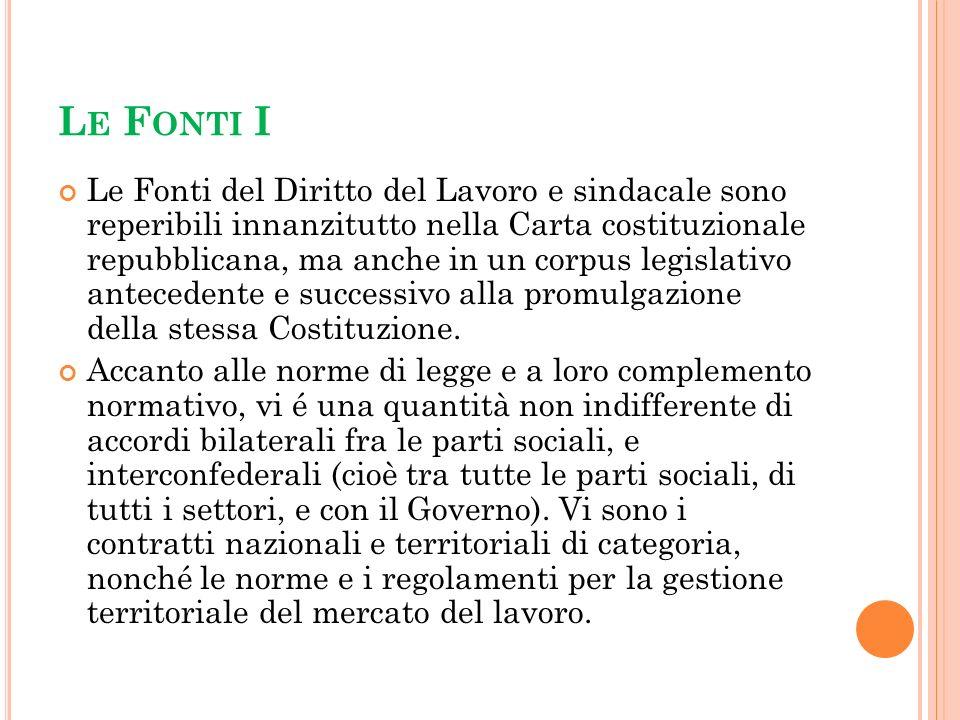 Le Fonti I