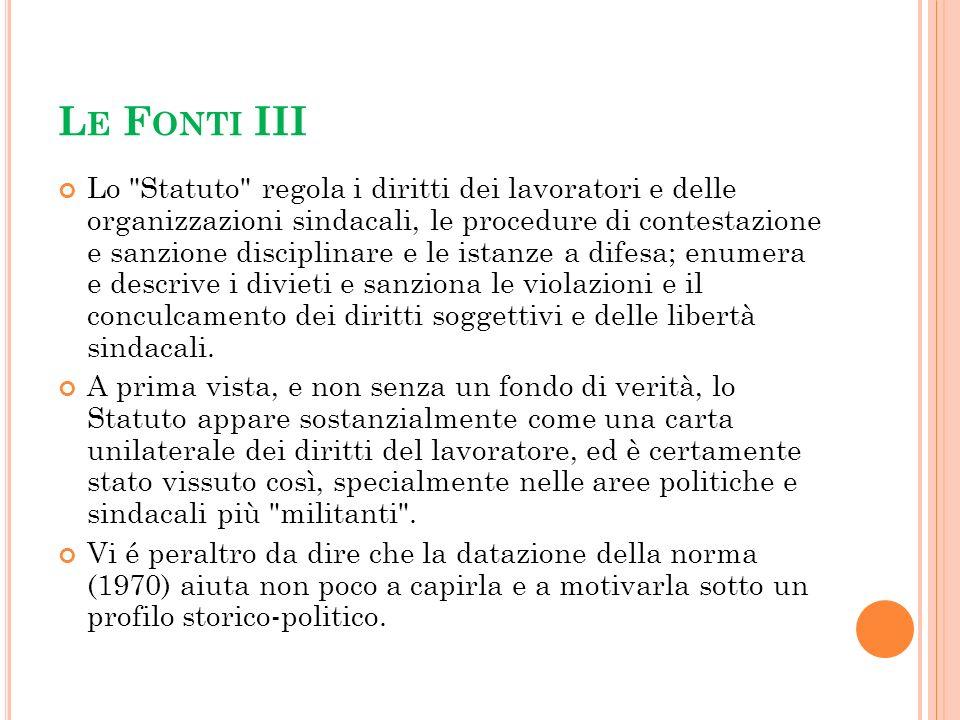 Le Fonti III