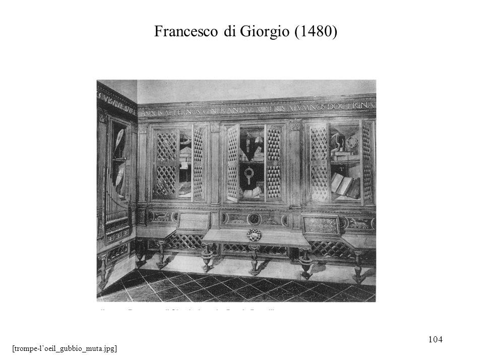 Francesco di Giorgio (1480)