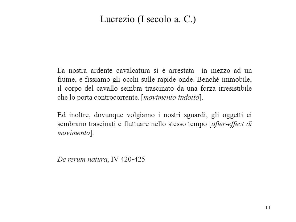 Lucrezio (I secolo a. C.)