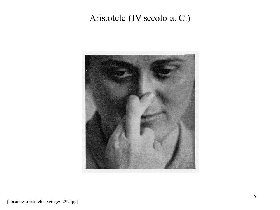 Aristotele (IV secolo a. C.)