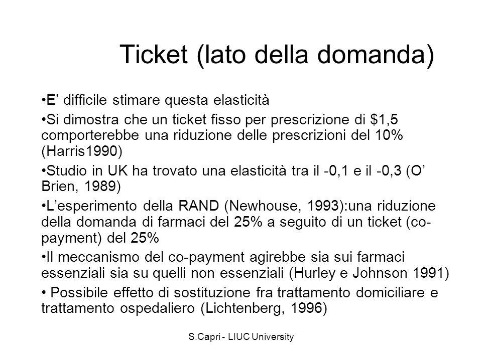 Ticket (lato della domanda)