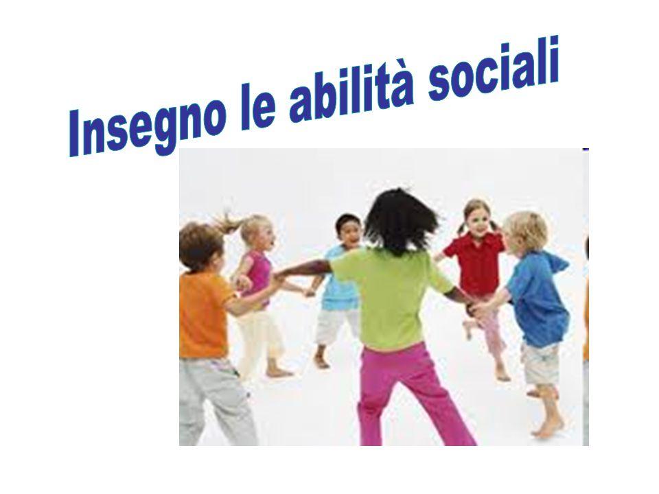 Insegno le abilità sociali