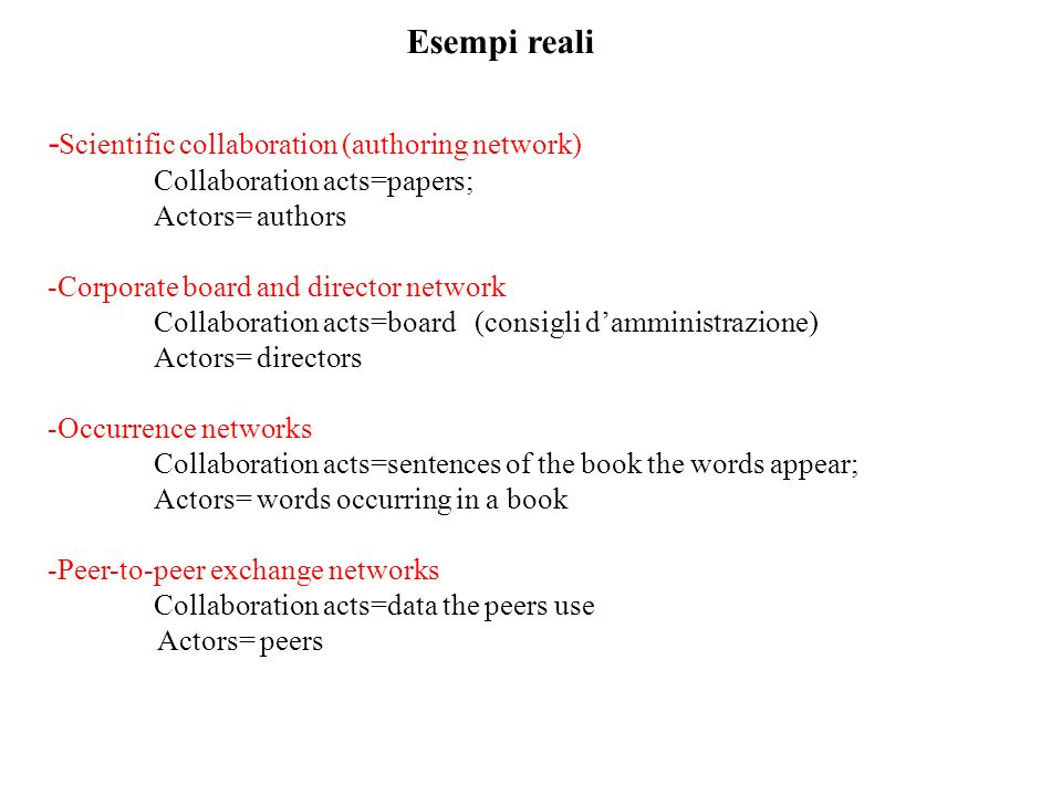 -Scientific collaboration (authoring network)