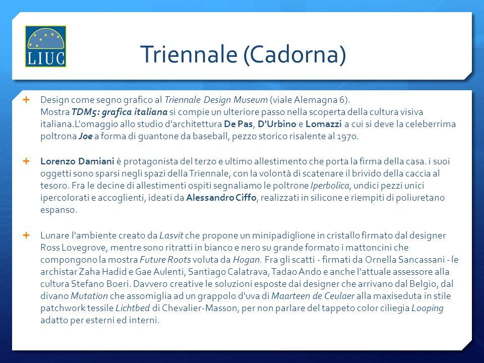 Triennale (Cadorna)