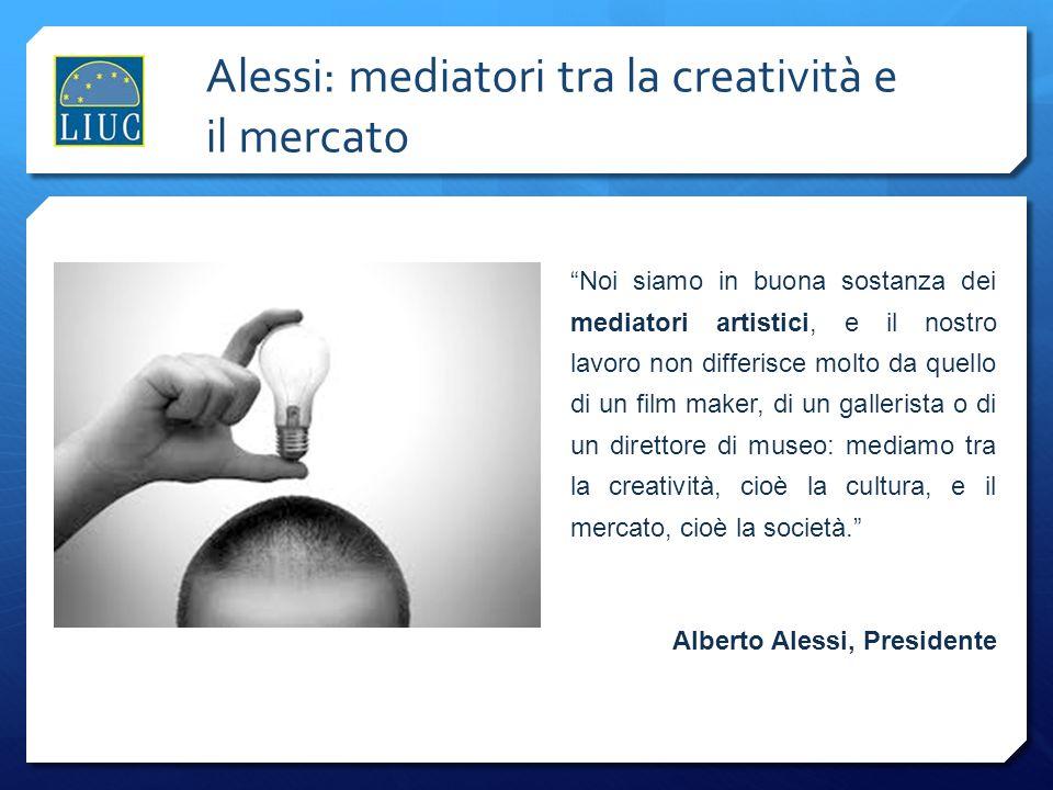 Alessi: mediatori tra la creatività e il mercato