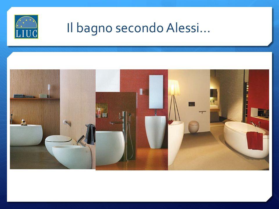 Il bagno secondo Alessi...