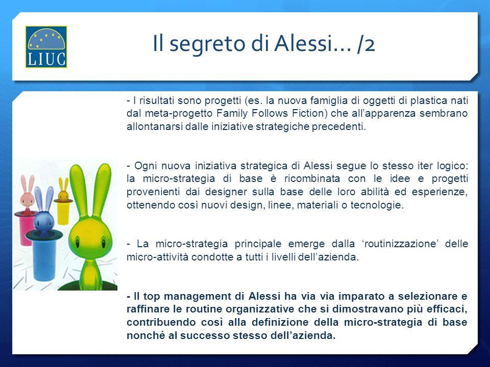 Il segreto di Alessi... /2