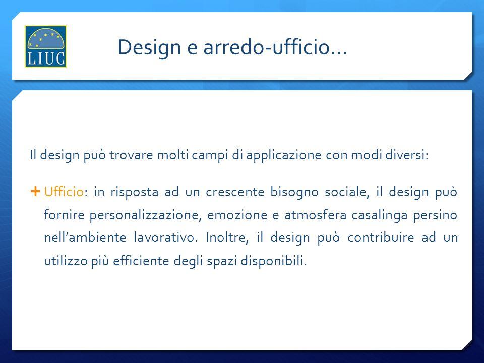 Design e arredo-ufficio...
