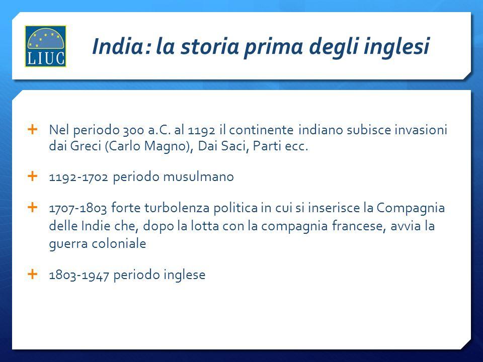 India: la storia prima degli inglesi