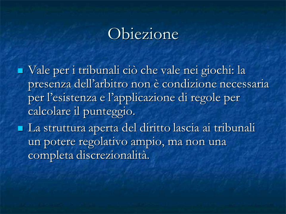 Obiezione