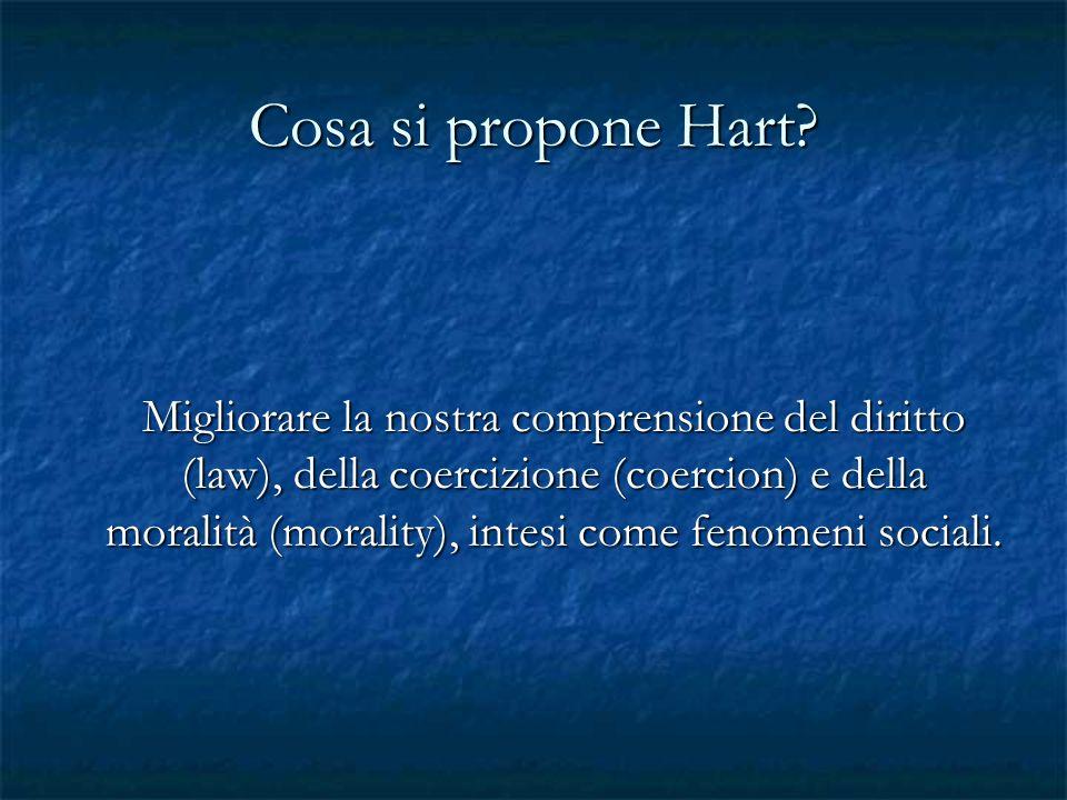 Cosa si propone Hart