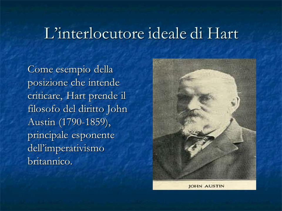 L'interlocutore ideale di Hart