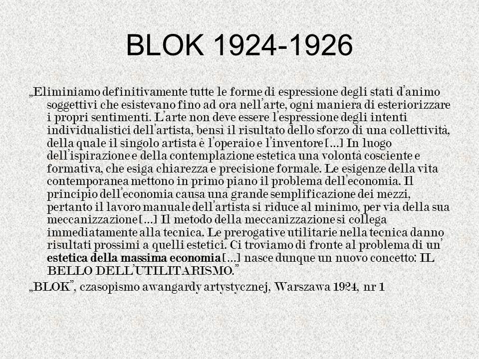 BLOK 1924-1926