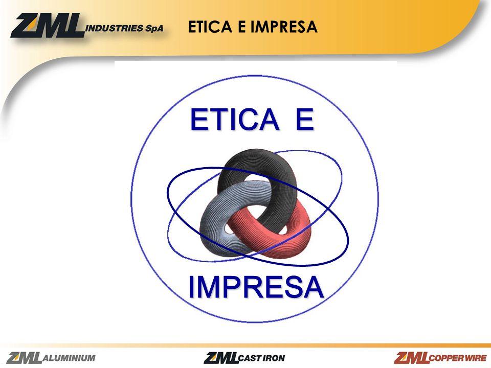 ETICA E IMPRESA ETICA E IMPRESA