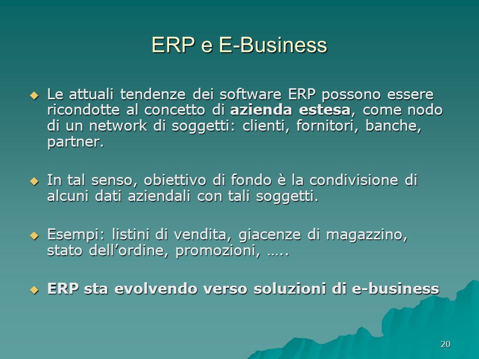 ERP e E-Business