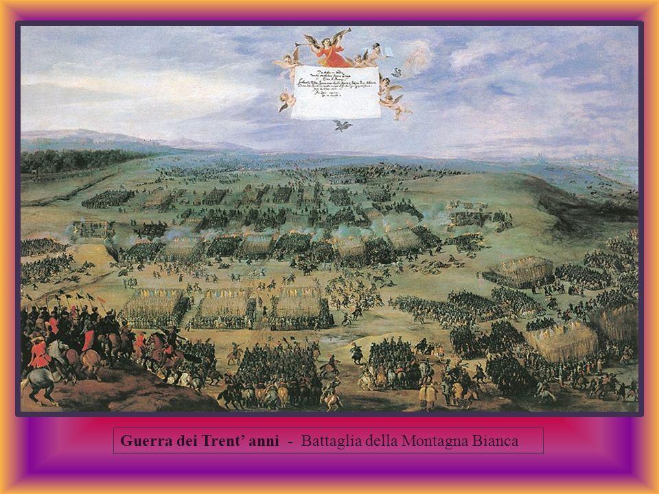 Guerra dei Trent' anni - Battaglia della Montagna Bianca