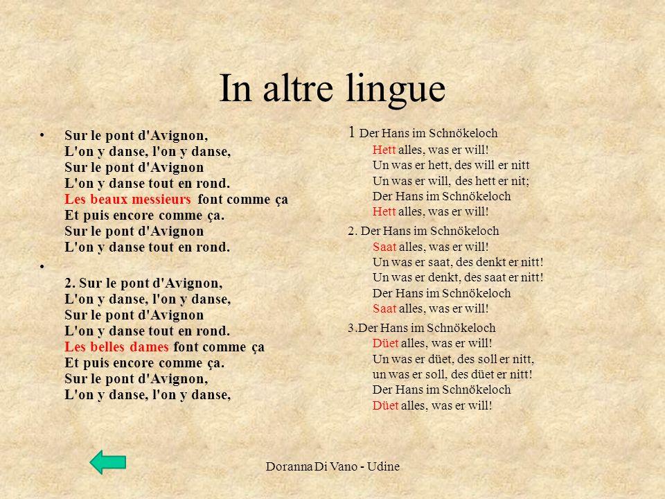In altre lingue
